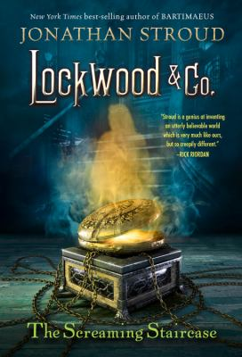 Lockwood and the Co the Screaming Staircase Cover