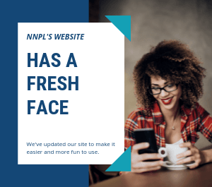 NNPL&#39S Website has a fresh face