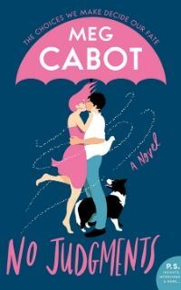 Illustrated cover of the romantic novel No Judgments
