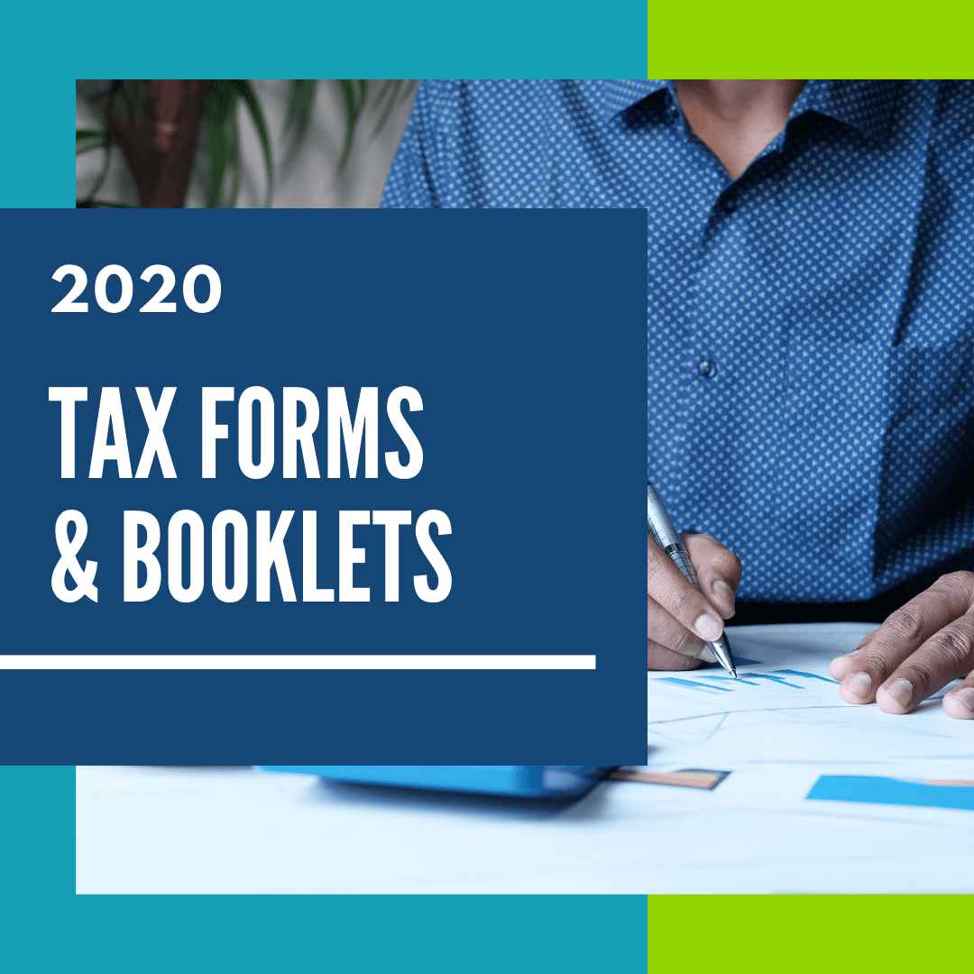 Request 2020 Federal Tax Forms and Booklets