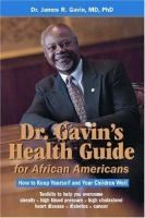 Cover of Doctor Gavin's Health Guide for African Americans