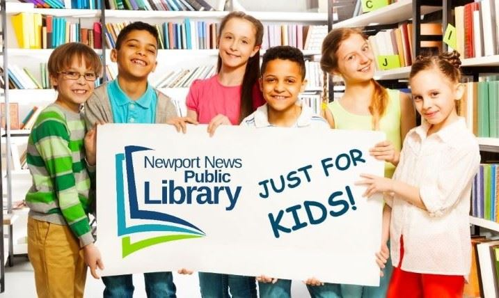 Newport News Public Library Just for Kids