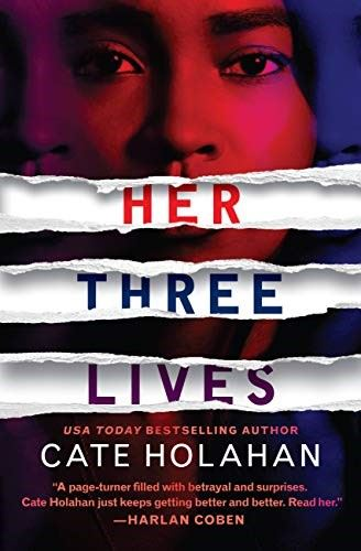 Her Three Lives Book Cover