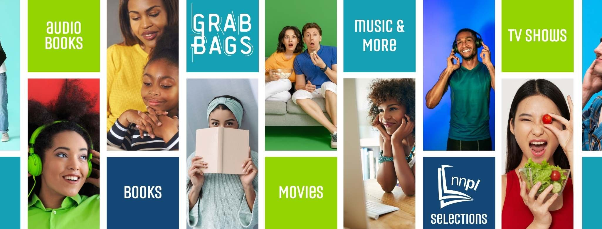 Library Grab Bags Form