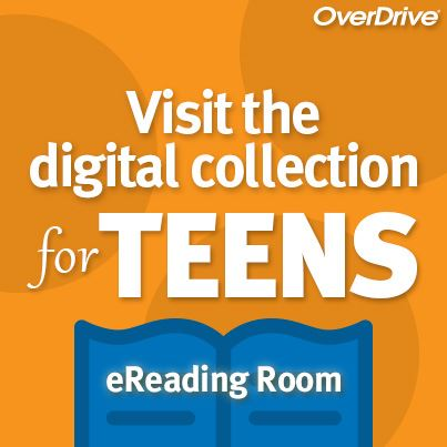OverDrive Teens Opens in new window